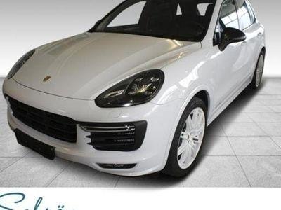 gebraucht Porsche Cayenne GTS SPORT+PANO+LED+BOSE+DAB+LUFTFEDER...