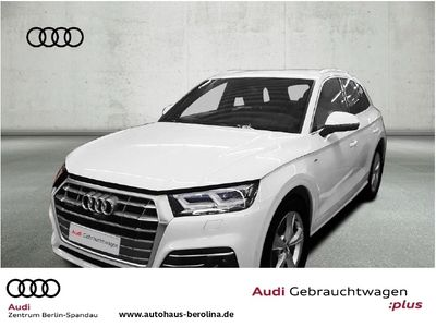 gebraucht Audi Q5 50 TFSIe qu. S line S tronic *BAFA*ACC*AHK*