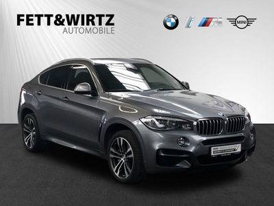 gebraucht BMW X6 M50d