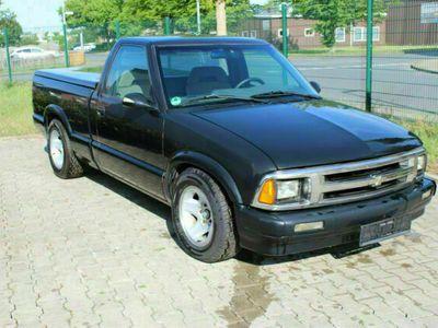 gebraucht Chevrolet S10 Pick Up 4,3L V6