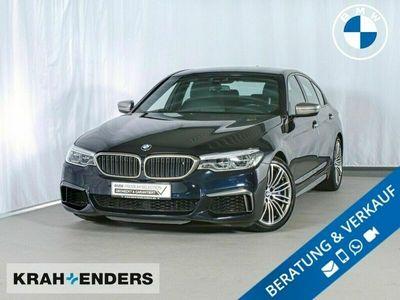 gebraucht BMW M550 i LED NightVision Head-up Klima-eSitze Navi Leder