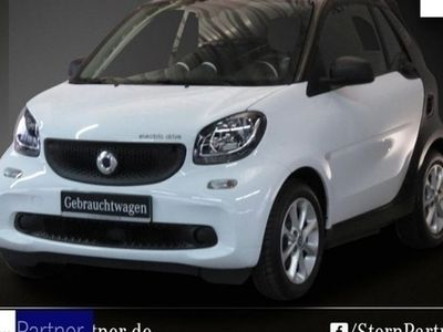gebraucht Smart ForTwo Electric Drive Cabrio Cool & Audio Paket