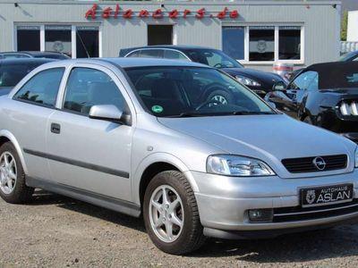 gebraucht Opel Astra Basis Inzahlungnahme Golf Plus