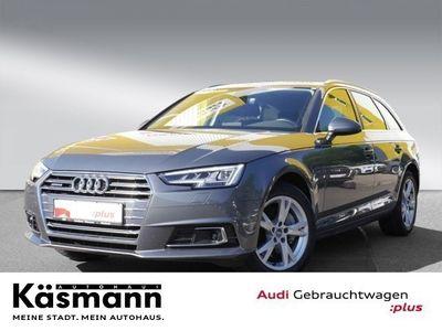 gebraucht Audi A4 Avant sport 2.0 TDI quattro 140 kW (190 PS) S tronic