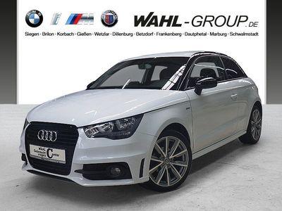 gebraucht Audi A1 1.2 TFSI Admired S-Line Navi
