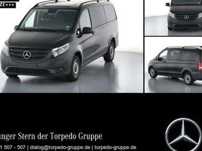 gebraucht Mercedes Vito 114 TOURER PRO L+2xKLIMA+NAVI+7GTR+9-SITZE