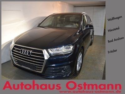 used Audi Q7 3.0 TDI quattro AHK*StHzg*EUR6