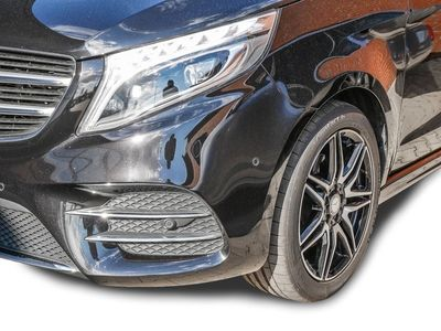 gebraucht Mercedes V250 d Avantgarde Edition Kompakt Bluetooth LED