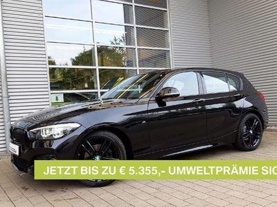 "gebraucht BMW 120 dA Edition M-Sport,NaviProf,adLED,18"",PDCv+h"