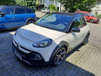 gebraucht Opel Adam 1.4 Turbo Rocks S 18 Alu, Faltdach