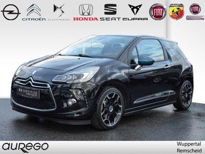 gebraucht Citroën DS3 Sport Chic 1.6 THP+NAVI+KAMERA+SHZ+