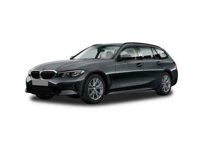 gebraucht BMW 320 320 d Touring Sport Line WLAN Tempomat Klimaaut.