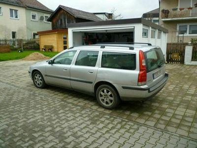 gebraucht Volvo V70 2,4l Bj2004 CNG