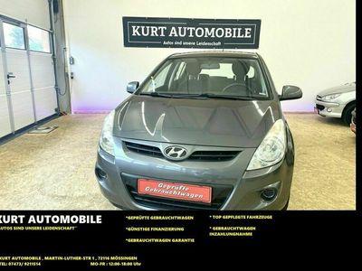 gebraucht Hyundai i20 *TOP GEPFLEGT* *Klimaanlage**TÜV BIS 01/2023*