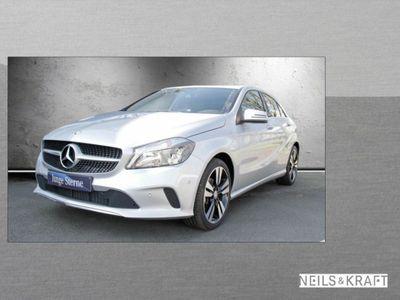 gebraucht Mercedes A180 d (Navi Klima Einparkhilfe el. Fenster)