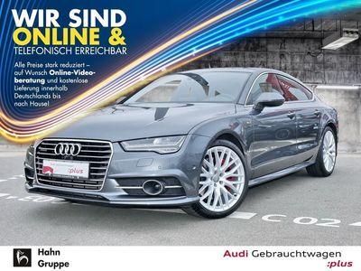 gebraucht Audi A7 Sportback 3.0TDI Compet qu.TIP EU6 Matrix Standh ACC