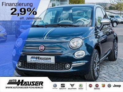 gebraucht Fiat 500 1.2 8V S+S COLLEZIONE NAVI PANO 16 ALU Klima