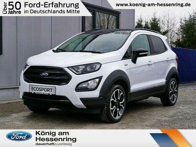 gebraucht Ford Ecosport Active 1.0 EB Xenon+NAV+B&O+Kamera Klima Xenon