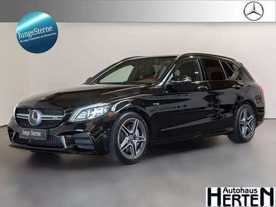 gebraucht Mercedes C43 AMG C 43 AMG Mercedes-AMGT 4M,Panorama-SD,Business-Plus