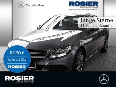 gebraucht Mercedes C180 Avantgarde Navi-V. PTS Spiegel-P. SHZ S