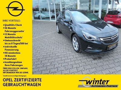 gebraucht Opel Astra 5-Türer, Dynamic 14 ECO Automatik