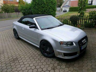gebraucht Audi RS4 Cabrio