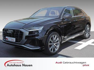 gebraucht Audi Q8 50 TDI S line quattro (Head up-Standheiz.-Pan
