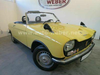 gebraucht Peugeot 204 CABRIO*LEDER*HARDTOP*SELTEN*OPA´S LIEBLING