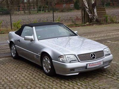 gebraucht Mercedes SL320 -97.000 km-