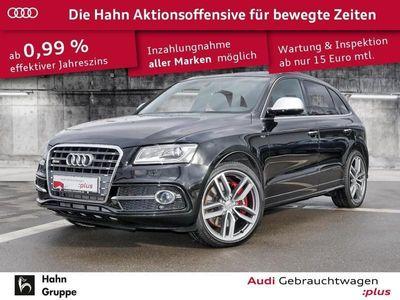 gebraucht Audi SQ5 3.0TDI EU6 Compet qu. Tip Xen Navi Pano