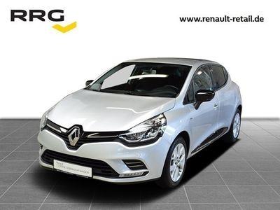 gebraucht Renault Clio IV 4 0.9 TCE 75 LIMITED DELUXE Kleinwagen