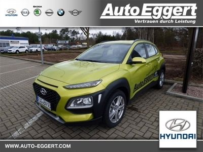 gebraucht Hyundai Kona Trend 4WD 1.6 T-GDI Rückfahrkam. Allrad LED-Tagfah