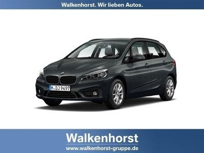 gebraucht BMW 218 Active Tourer d Advantage Park-Assistent LED Navi