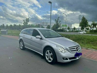 gebraucht Mercedes R280 R klasseCDI 4 matic