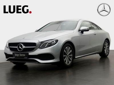 gebraucht Mercedes E220 Coupé