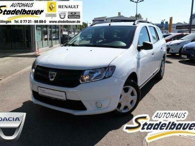 gebraucht Dacia Logan MCV 1.2 16V 75 Ambiance LPG