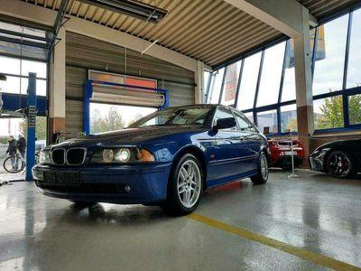 gebraucht BMW 525 i E39! NEUWERTIG! ORIGINAL KM! EIN SELTENER TRAUM!!