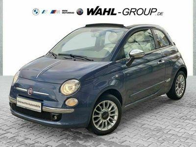 gebraucht Fiat 500C 1.2 Pop Star Leder Klima MFL TOP Zustand als Cabrio/Roadster in Dillenburg