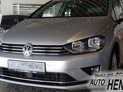 gebraucht VW Golf Sportsvan LOUNGE 1.6 TDI BMT Einparkhilfe