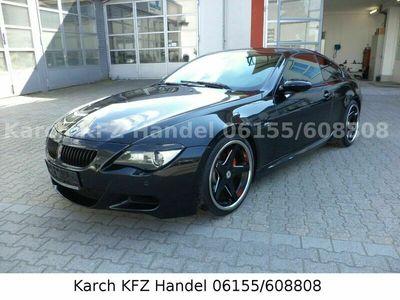 gebraucht BMW M6 M6 BaureiheCoupe/Carbondach/Navi Prof.