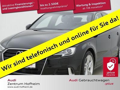 gebraucht Audi A3 Limousine 35 TDI Sport S tro110kW*Xenon+*Navi M
