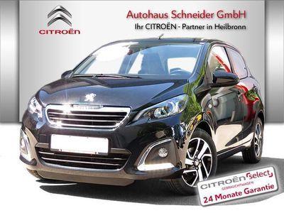 gebraucht Peugeot 108 Allure PureTech 82 FSE USB KLIMA