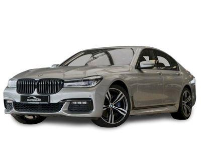 gebraucht BMW 740 d xDrive Limousine M Sportpaket HUD NaviProf Laser Standhzg GSD -