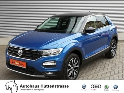 gebraucht VW T-Roc Style 1.5 TSI Active Display Navi Spurhalt