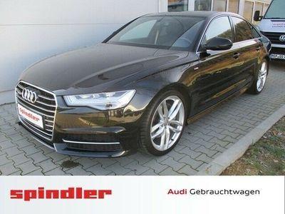 gebraucht Audi A6 3.0 TDI quattro S-line - 1.Hd Luft Panorama L
