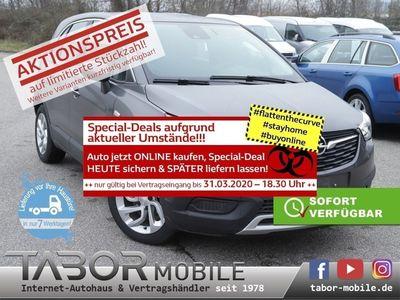 gebraucht Opel Crossland X 1.2 Turbo 130 Innovation Nav in Kehl