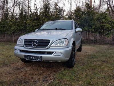 gebraucht Mercedes ML270 CDI, 2.Hand mit Scheckheft, Mwst.au...