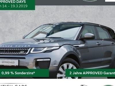 gebraucht Land Rover Range Rover evoque 2.0 SD4 240PS HSE AWD