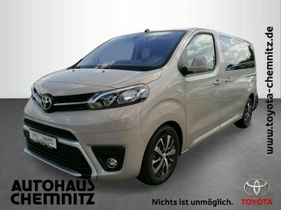 gebraucht Toyota Verso Proace,2,0-l-D-4D L1 (8-Si.) Autm.Team Deutschland (V)