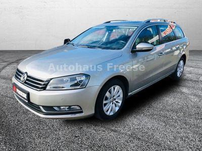 gebraucht VW Passat Variant Comfortline BlueMotion, Leder,AHK